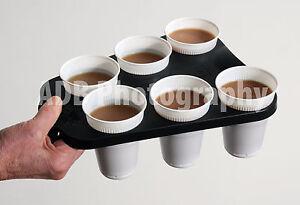 vending machine cup holders