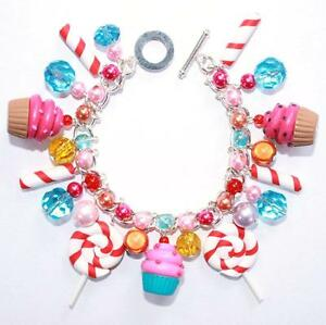 CUPCAKE LOLLIPOP SWEETS CANDY COSTUME CHARM PERRY HARAJUKA KATY NOVELTY BRACELET | eBay :  katy perry katy perry kitsch katy perry style cupcake lollipop sweets candy costume charm perry harajuka katy novelty bracelet