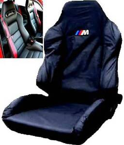 CUSTOM FIT CAR SEAT COVER FOR BMW M3 SPORT 3 SERIES E30