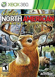 Cabela's North American Adventures  (Xbo...