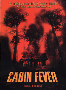 Cabin Fever (DVD, 2004)