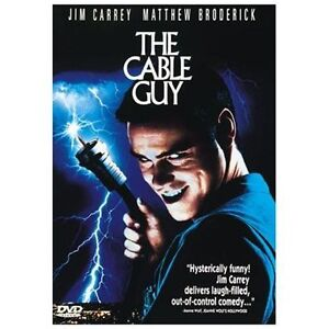 The Cable Guy (DVD, 1997, Subtitled in F...