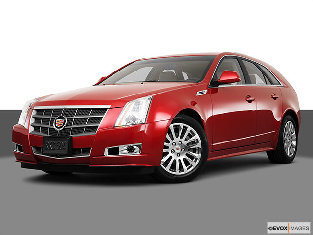Cadillac CTS 2010 Performance