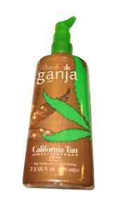 California Tan Dark Ganja Step 2 Tanning...