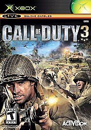 Call of Duty 3  (Xbox, 2006)
