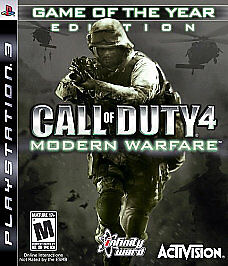 Call of Duty 4: Modern Warfare -- Game o...