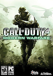Call of Duty 4: Modern Warfare  (PC, 200...