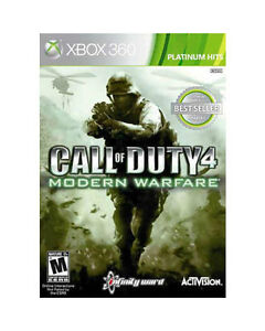 Call of Duty 4: Modern Warfare [Platinum...