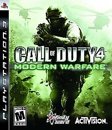 Call of Duty 4: Modern Warfare  (Sony Pl...