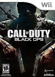 Call of Duty: Black Ops  (Wii, 2010)