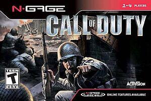 Call of Duty (N-Gage, 2004)