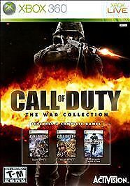 Call of Duty: The War Collection (Micros...