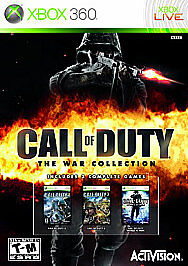 Call of Duty: The War Collection  (Xbox ...