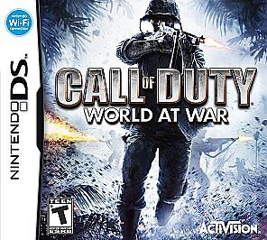 Call of Duty: World at War  (Nintendo DS...
