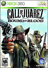 Call of Juarez: Bound in Blood  (Xbox 36...