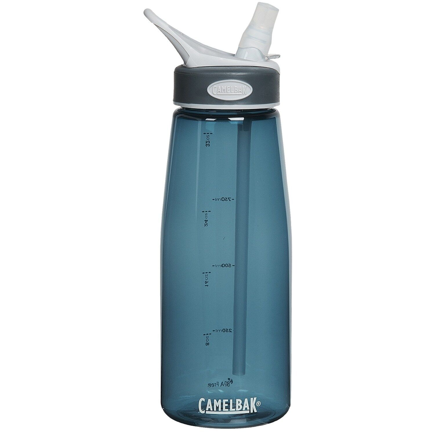 1 liter camelbak better water bottle w bite valve bpa free new w scratch scuffs ebay. Black Bedroom Furniture Sets. Home Design Ideas