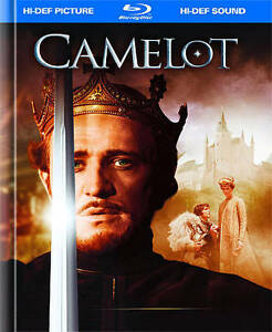 Camelot (Blu-ray Disc, 2012, 45th Annive...