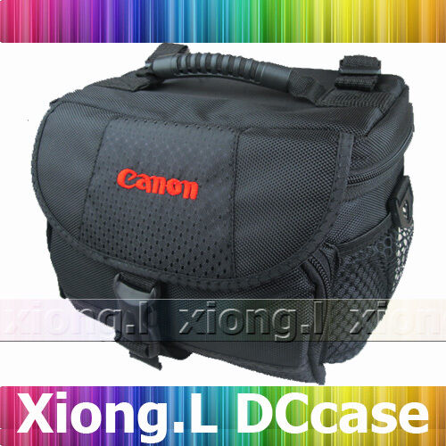 Camera Case Bag for Canon DSLR Rebel T1i T2i T3i XSi EOS 1100D 1000D 600D 60D 5D in Cameras & Photo, Camera & Photo Accessories, Cases, Bags & Covers | eBay