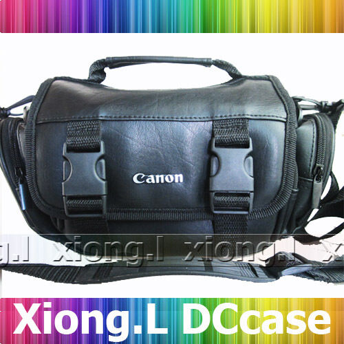Camera Case Bag for Canon Rebel T4i T3i T2i T1i EOS 650D 600D 1100D 1000D 60Da in Cameras & Photo, Camera & Photo Accessories, Cases, Bags & Covers | eBay