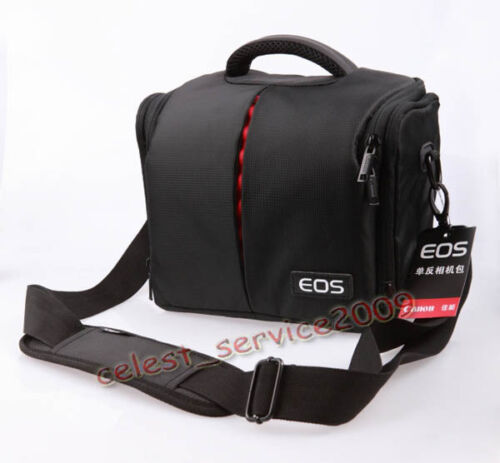 Camera Case Bag for Canon Rebel T4i T3i T2i T1i EOS 650D 600D 1100D 1000D DSLR in Cameras & Photo, Camera & Photo Accessories, Cases, Bags & Covers | eBay