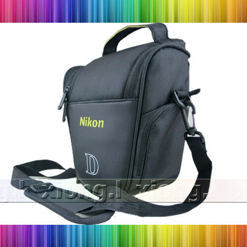Camera case bag for nikon SLR D7000 D5100 D5000 D3100 D3000 D90 D700 D300 DSLR in Cameras & Photo, Camera & Photo Accessories, Cases, Bags & Covers | eBay