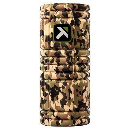 Camoflauge Trigger Point Therapy Grid Foam Massage Roller Crossfit Limited Camo in Sporting Goods, Exercise & Fitness, Gym, Workout & Yoga | eBay