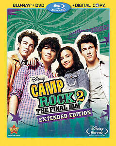 Camp Rock 2: The Final Jam (Blu-ray/DVD,...