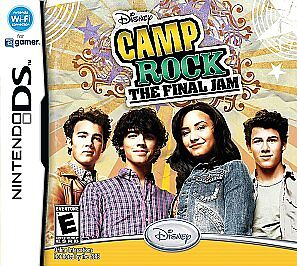 Camp Rock: The Final Jam  (Nintendo DS, ...