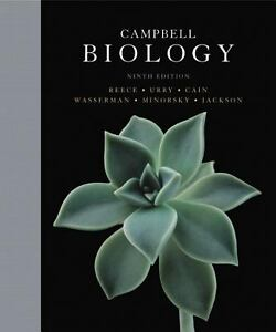 Campbell Biology by Michael L. Cain, Pet...