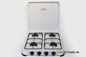 campingkocher gaskocher gasherd 4 flammig neu ovp ebay. Black Bedroom Furniture Sets. Home Design Ideas