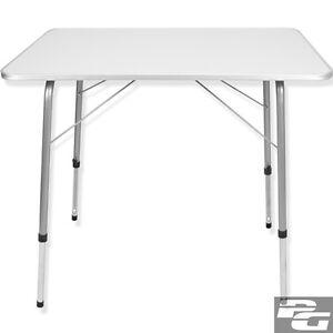 Campingtisch-Gartentisch-Tisch-Klapptisch-Koffertisch-ALU-Einfassung