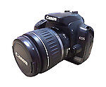 Canon 400D 10.1 MP Digital SLR Camera - ...
