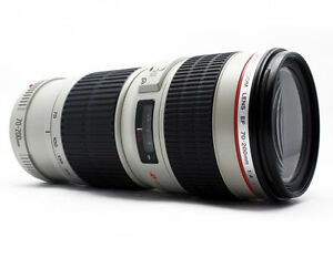 Canon EF 2578A002 70-200mm f/4 L IS USM ...