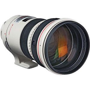 Canon EF 300mm f/2.8 IS L FD USM Lens