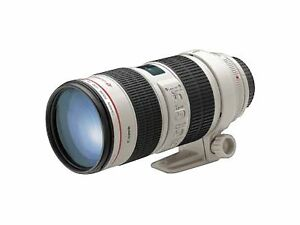 Canon EF 70-200 mm f/2.8 IS L USM Lens