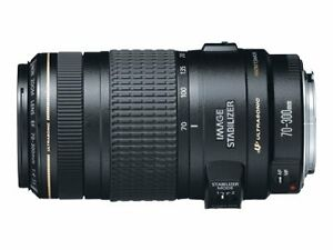 Canon EF 70-300mm f/4.0-5.6 IS USM Objek...