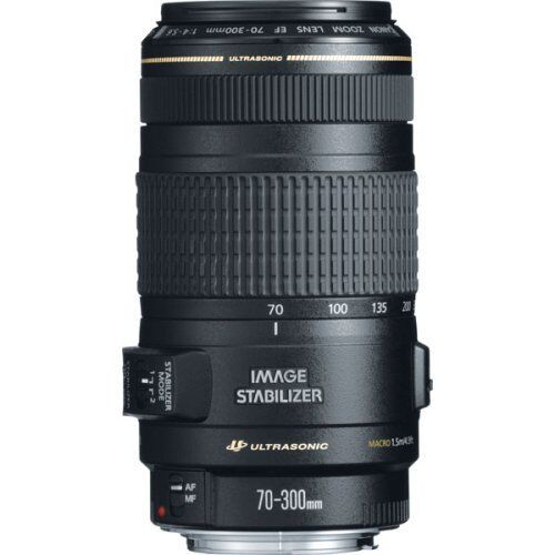 Canon EF 70-300mm f/4-5.6 IS USM Lens for Canon EOS SLR Cameras in Cameras & Photo, Lenses & Filters, Lenses | eBay