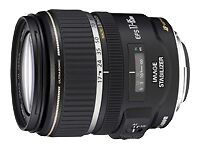 Canon EF-S 17-85mm f/4.0-5.6 IS USM Obje...
