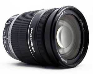 Canon EF-S 18-200 mm F/3.5-5.6 IS Lens