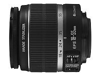 Canon EF-S 18-55 mm F/3.5-5.6 IS Lens