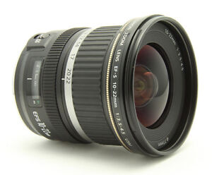 Canon EF-S 9518A002 10-22mm F/3.5-4.5 US...