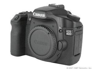 Canon EOS 10 MP Digitalkamera - Schwarz ...