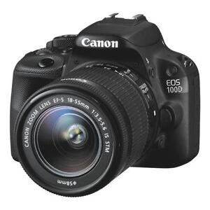 Canon EOS 100D / Rebel SL1 18,0 MP Digit...