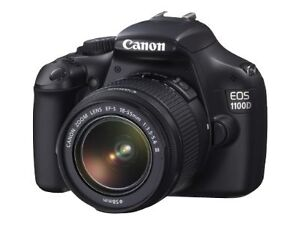 Canon EOS 1100D / Rebel T3 12,2 MP Digit...