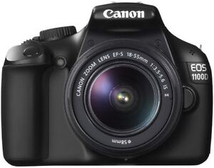 Canon EOS 12.2 MP Digitalkamera - (EF-S ...