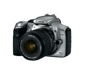Canon EOS 300D / Digital Rebel 6.3 MP Di...