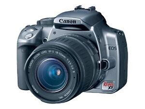 Canon EOS 350D / Digital Rebel XT 8.0 MP...