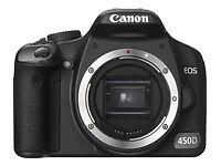 Canon EOS 450D / Rebel XSi 12.2 MP Digit...