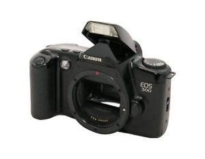 Canon EOS 500 35mm SLR Film Camera Body ...