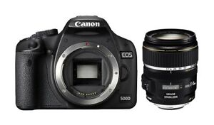 Canon EOS 500D 15.0 MP Digital SLR Camer...
